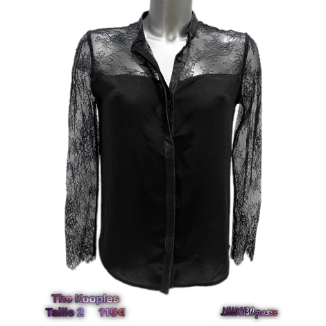 Blouse THE KOOPLES Noir