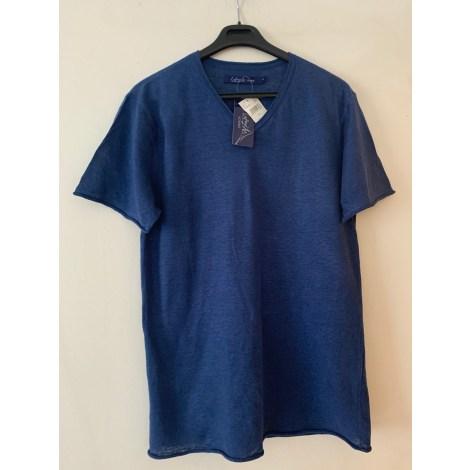 Tee-shirt GALERIES LAFAYETTE Bleu, bleu marine, bleu turquoise
