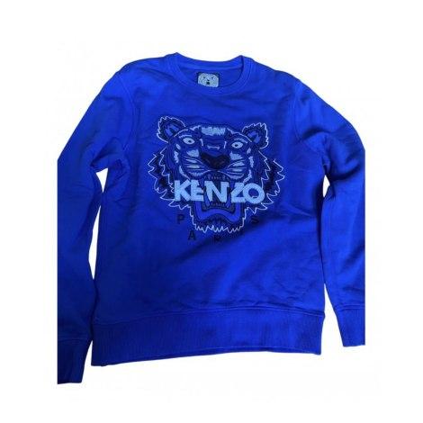 Pull KENZO Bleu, bleu marine, bleu turquoise