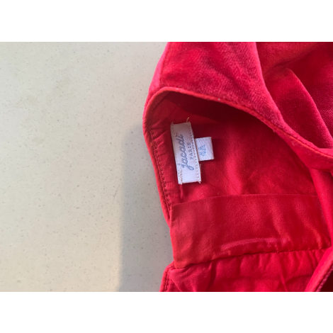 Robe MARQUE INCONNUE Rouge, bordeaux