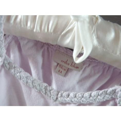Top, Tee-shirt VERTBAUDET Violet, mauve, lavande