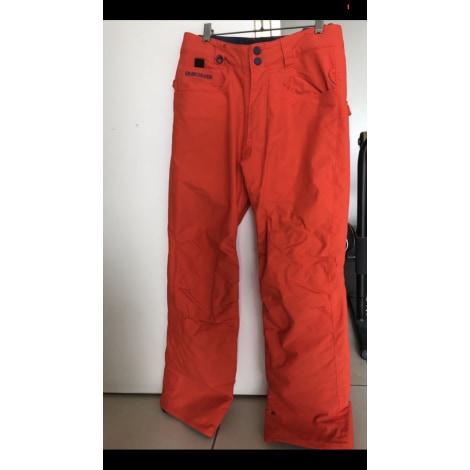 Pantalon de ski QUIKSILVER Orange