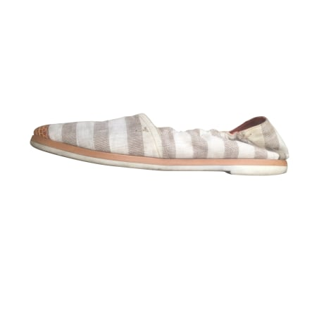 Sandals SANTONI Beige, camel