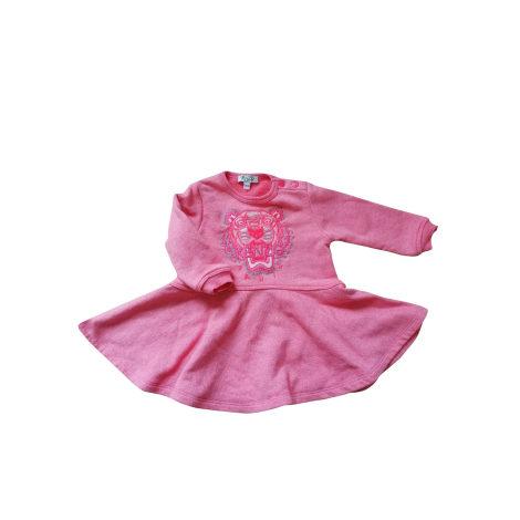 Kleid KENZO Pink,  altrosa