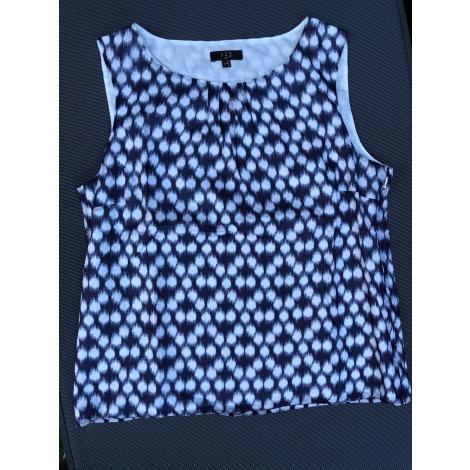 Top, tee-shirt 1.2.3 Bleu, bleu marine, bleu turquoise
