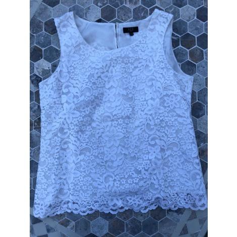 Top, tee-shirt 1.2.3 Blanc, blanc cassé, écru