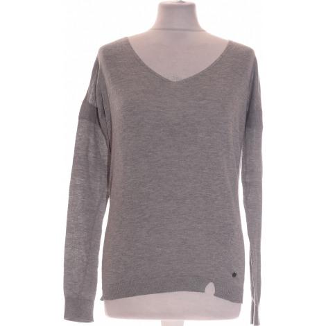 Top, tee-shirt BONOBO Gris, anthracite