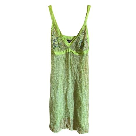 Robe courte ANTIK BATIK Vert