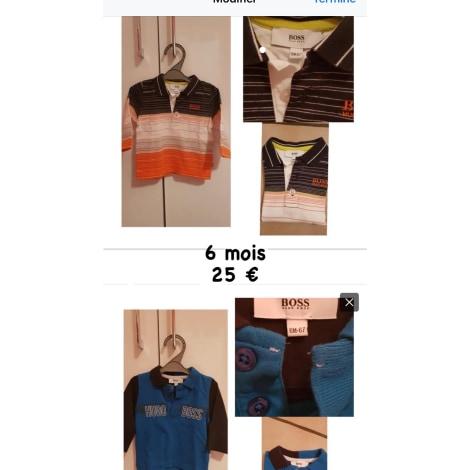 Top, tee shirt HUGO BOSS Multicouleur