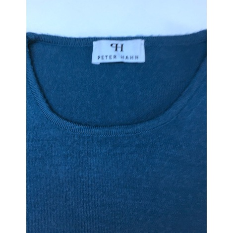 Top, tee-shirt PETER HAHN Bleu, bleu marine, bleu turquoise