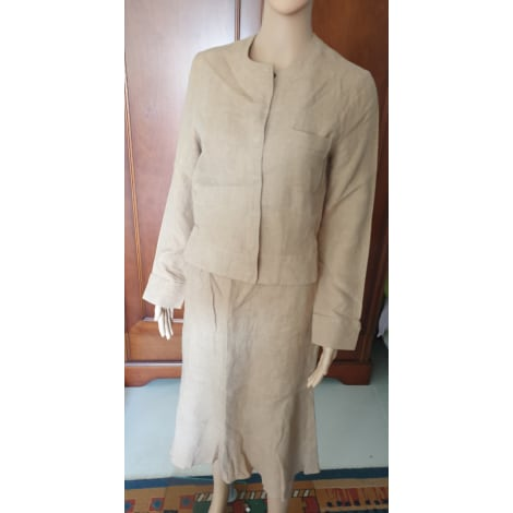 Tailleur jupe ONE STEP Beige, camel