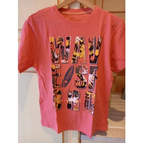 Tee-shirt COLLECTIONU Rose, fuschia, vieux rose