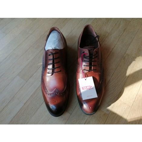Chaussures à lacets PIKOLINOS Marron
