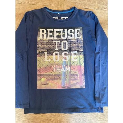 Tee-shirt NAME IT Bleu, bleu marine, bleu turquoise