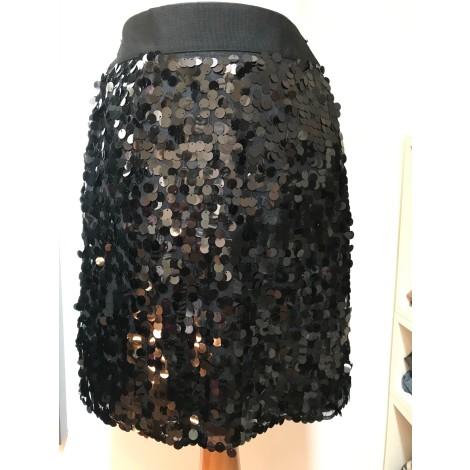 Jupe mi-longue COAST Noir