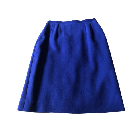 Tailleur jupe KENZO Bleu, bleu marine, bleu turquoise