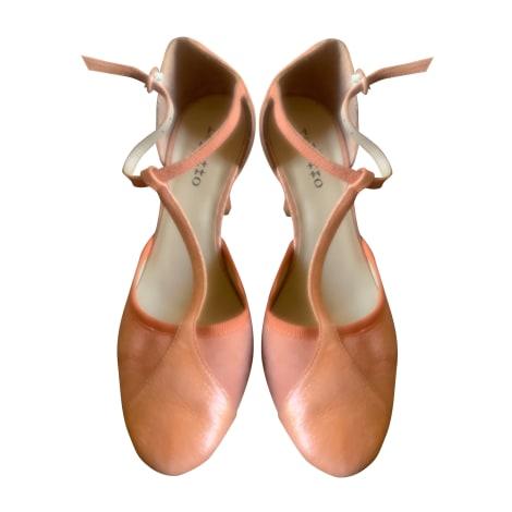 Chaussures de danse  REPETTO Orange