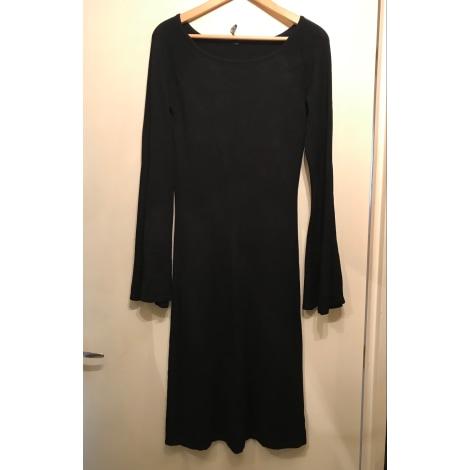 Robe pull SUD EXPRESS Noir