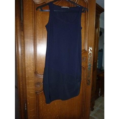 Robe mi-longue MARITHÉ ET FRANÇOIS GIRBAUD Bleu, bleu marine, bleu turquoise