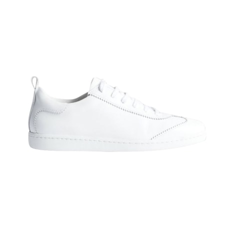 Baskets COMPTOIR DES COTONNIERS Blanc, blanc cassé, écru