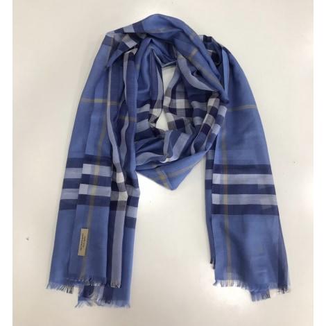 Etole BURBERRY Bleu, bleu marine, bleu turquoise