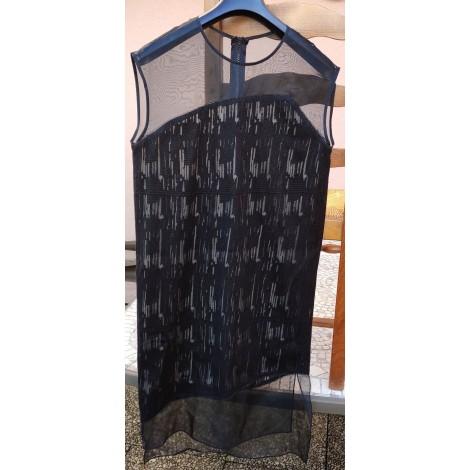 Robe longue HELMUT LANG Noir