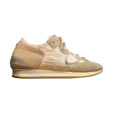 Sneakers PHILIPPE MODEL Beige, camel