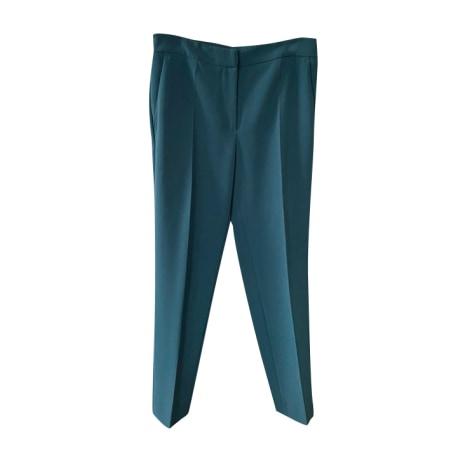 Pantalon droit MAX MARA Vert