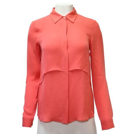 Top, tee-shirt THEORY Rose, fuschia, vieux rose