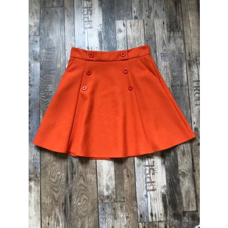 Jupe courte PROMOD Orange