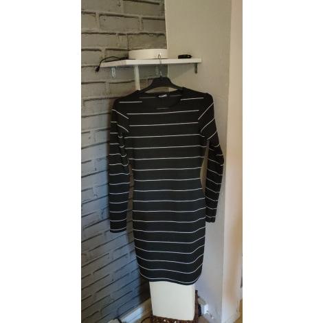 Robe mi-longue MISSGUIDED Noir