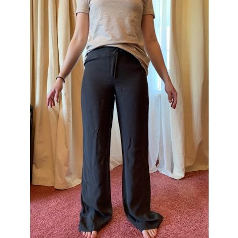 Pantalon droit ARMANI Gris, anthracite