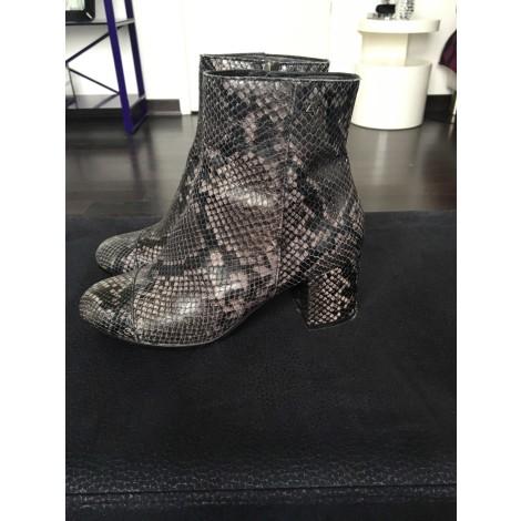 High Heel Ankle Boots ZADIG & VOLTAIRE Black