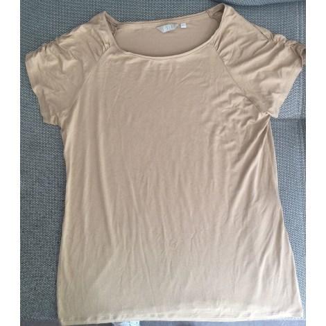 Top, tee-shirt JACQUELINE RIU Beige, camel