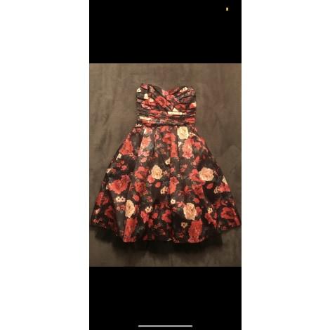 Robe mi-longue SUITE BLANCO Multicouleur