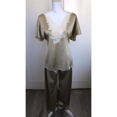 Pyjama MARJOLAINE Kaki