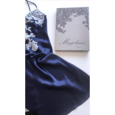 Nuisette MARJOLAINE Bleu, bleu marine, bleu turquoise