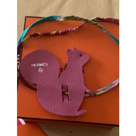 Bracelet HERMÈS Violet, mauve, lavande