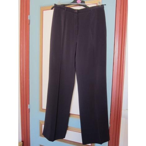 Pantalon droit 1.2.3 Violet, mauve, lavande