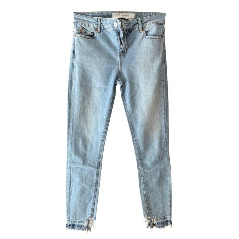 Skinny Jeans IRO Blue, navy, turquoise