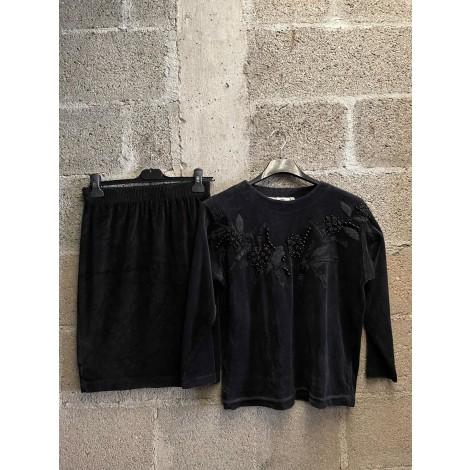Twin set VINTAGE Noir