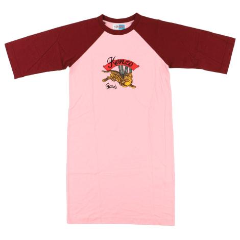 T-shirt KENZO Pink, fuchsia, light pink