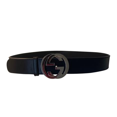 Belt GUCCI Black