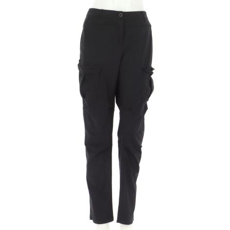Pantalon droit INDIES Noir