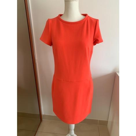 Robe courte MAISON 123 Orange