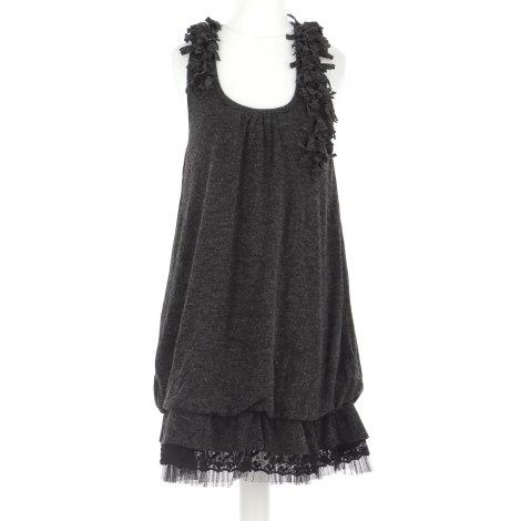 Robe mi-longue MOLLY BRACKEN Gris, anthracite