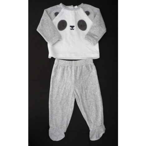 Pyjama TEX BABY Gris, anthracite