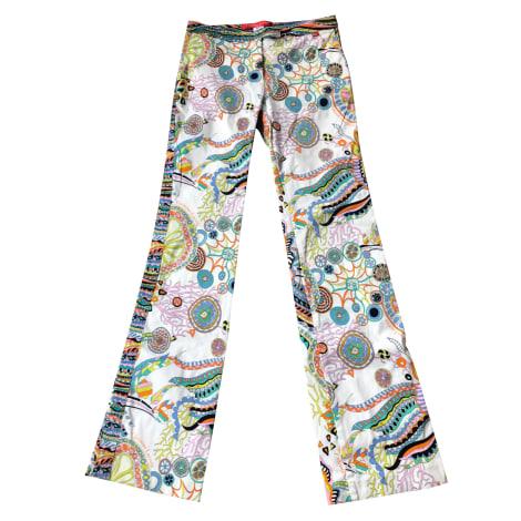 Jeans évasé, boot-cut CHRISTIAN LACROIX Multicouleur