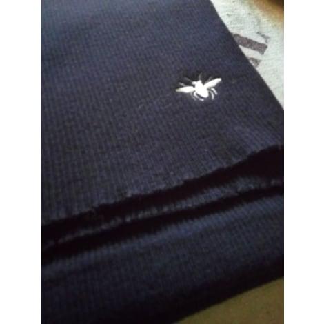 Echarpe DIOR Bleu, bleu marine, bleu turquoise