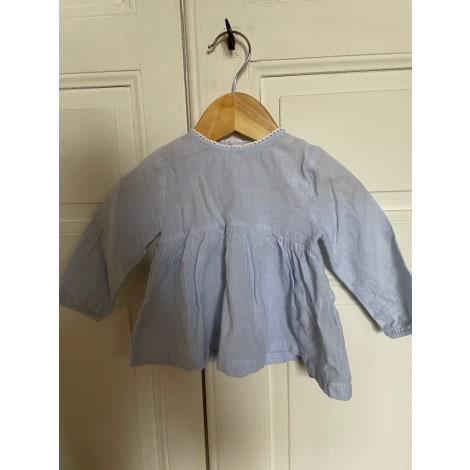 Chemisier, chemisette BOUT'CHOU Bleu, bleu marine, bleu turquoise